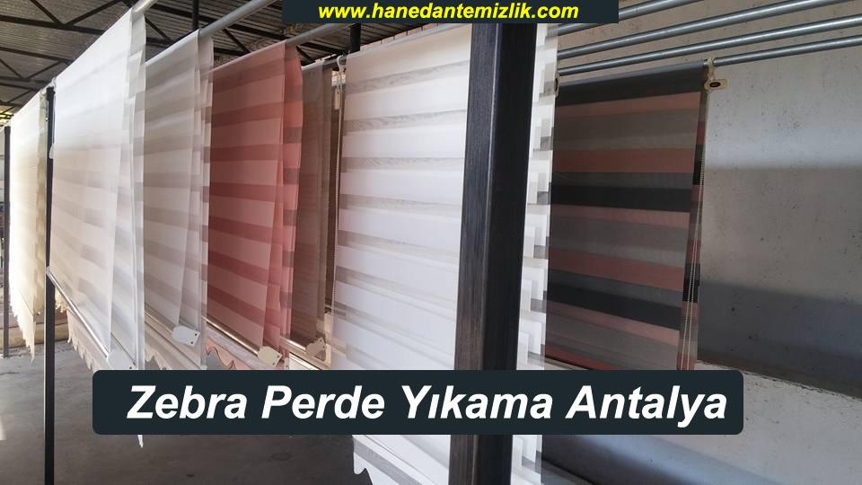 Antalya zebra perde